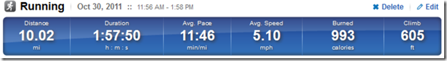 10 mile details