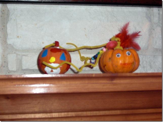 gillians pumpkins