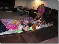 Gillian's Slumber Party